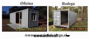 Container Oficina Nuevo, Venta de Contenedores Bodega Nuevos - cobox.cl